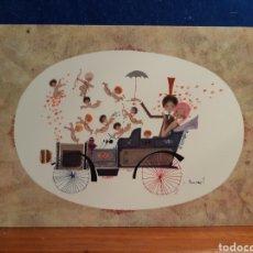 Postales: ANTIGUA POSTAL DE EDICIONES RENI VER FOTOS. Lote 243790850