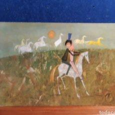 Postales: ANTIGUA POSTAL DE EDICIONES RENI VER FOTOS. Lote 243791440