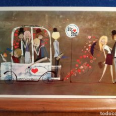 Postales: ANTIGUA POSTAL DE EDICIONES RENI VER FOTOS. Lote 243791840