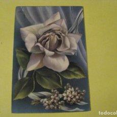 Postales: POSTAL DE IL. C. VIVES. FLORES. ED. C. Y Z. 511/B. ESCRITA.. Lote 243896495