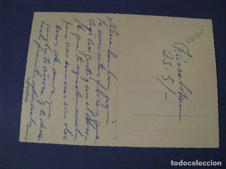Postales: POSTAL ED. J.L.M. ALEMANIA. FLORES. ESCRITA. - Foto 2 - 243905455