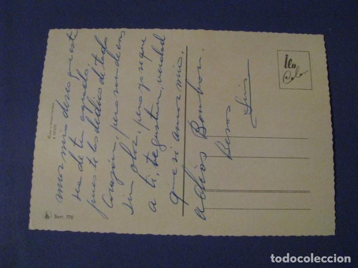 Postales: POSTAL ED. ILO. ALEMANIA. FLORES. ESCRITA. - Foto 2 - 243905540