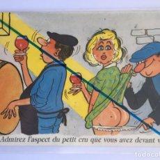 Postales: POSTAL HUMOR - ILUSTRADOR ALEXANDRE. Lote 243920895