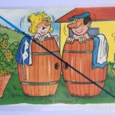 Postales: POSTAL HUMOR - ILUSTRADOR ALEXANDRE. Lote 243921425