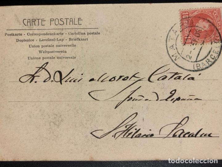 Postales: Tarjeta postal hombre con mueca - Foto 2 - 245310135