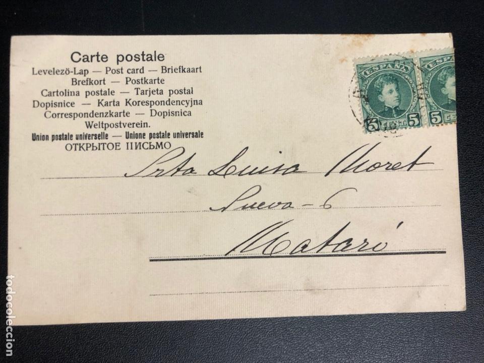 Postales: Tarjeta postal dibujo holandeses patos - Foto 2 - 245311760