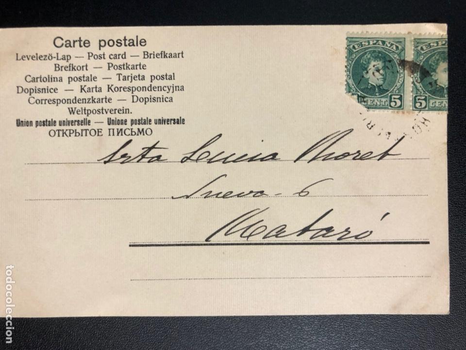 Postales: Tarjeta postal dibujo holandeses pescando - Foto 2 - 245311805