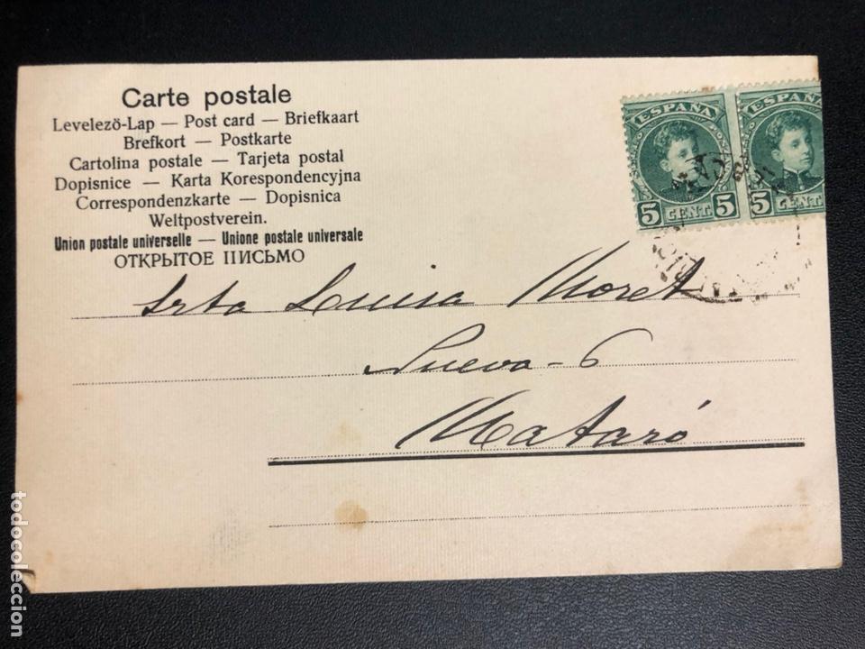 Postales: Tarjeta postal dibujo holandeses nieve - Foto 2 - 245311845