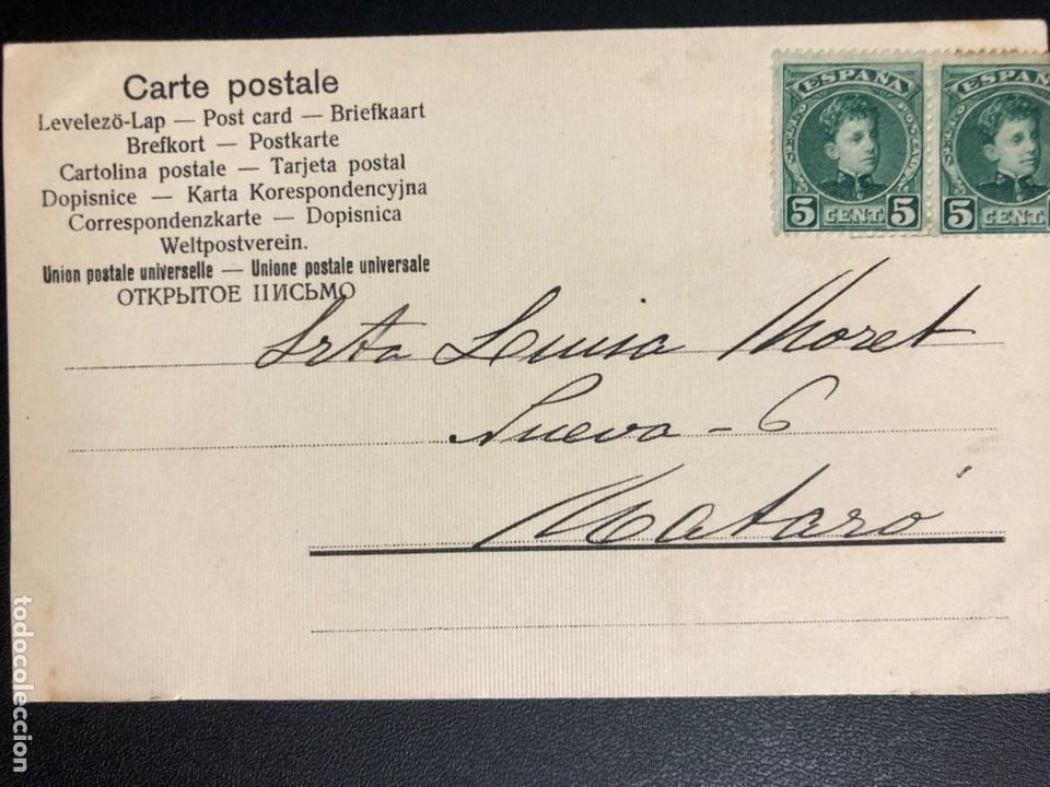 Postales: Tarjeta postal dibujo holandeses playa - Foto 2 - 245311885