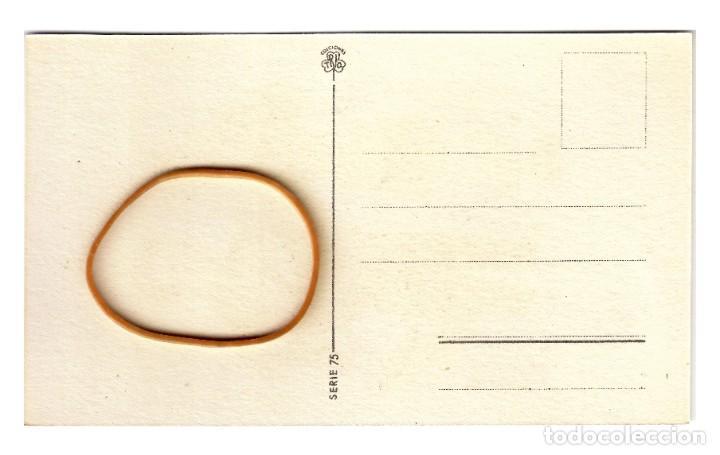 """Postales: Ediciones TRIO- Serie 75 - """"Ruina de los pretendientes son las novias exigentes"""" 133x83 - Plancha - Foto 2 - 245354440"""