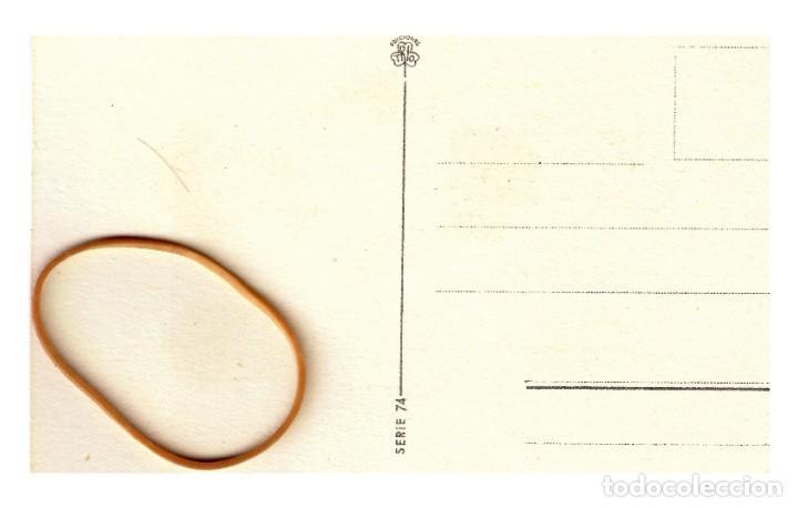 """Postales: Ediciones TRIO- Serie 74 - """"Muchas veces un diario es da la novia el contrario"""" 133x83 - Plancha - Foto 2 - 245355225"""