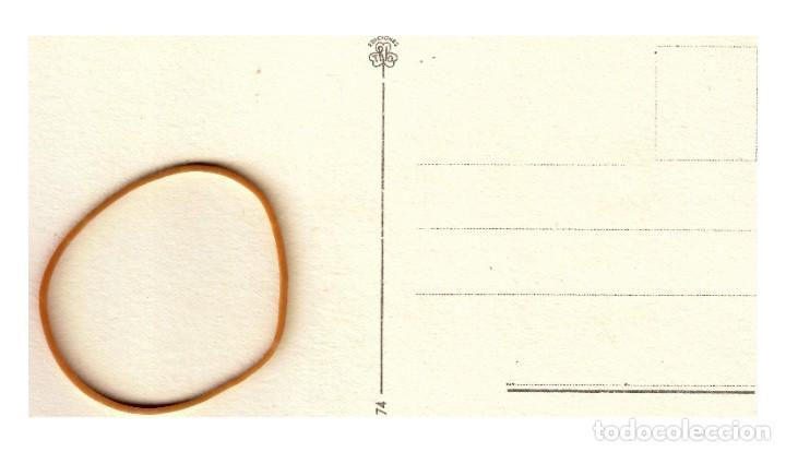 """Postales: Ediciones TRIO- Serie 74 -""""Cuando ellas están de estrena ¡Dios nos la depare buena"""" 133x83 - Plancha - Foto 2 - 245355865"""
