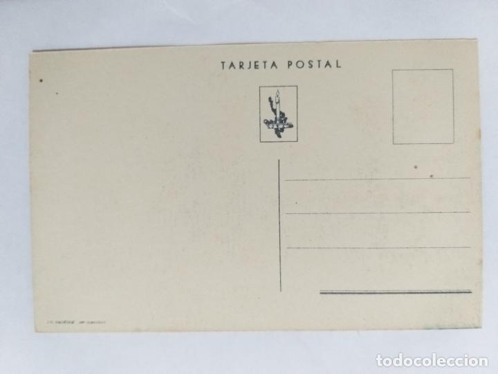 Postales: POSTAL ILUSTRADA DIBUJADA. PAREJA A CABALLO. I.G VALVERDE. SAN SEBASTIAN. FIRMADA POR JAME. - Foto 2 - 245435380