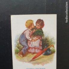 Postales: CUARTO CRECIENTE, POSTAL Nº 1186. ILUSTRADA POR GARCÍA GUTIERREZ. Lote 245760655