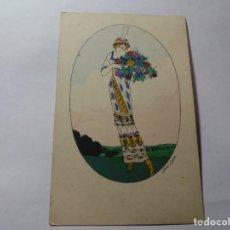 Postales: MAGNIFICAS 14 POSTALES ANTIGUAS DE LOS AÑOS 1910-20. Lote 246308890