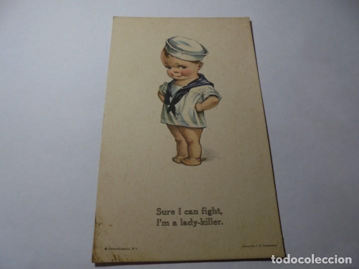 Postales: magnificas 8 postales antiguas de principios de 1900 todas dela misma editorial - Foto 3 - 246319550