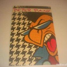 Postales: PETER PANK . ORIGINAL DE MAX , ED. LA CUPULA. SIN ESCRIBIR.. Lote 247123960