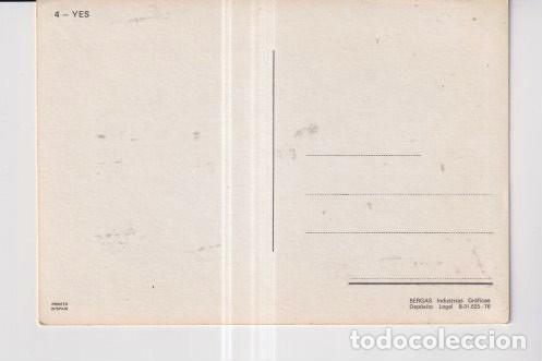 Postales: postal de dibujos de josé la casa bergas sin escribir - Foto 2 - 248001565
