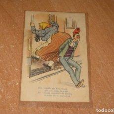 Postales: POSTAL DE PARELLA DE CATALANS. Lote 249029360