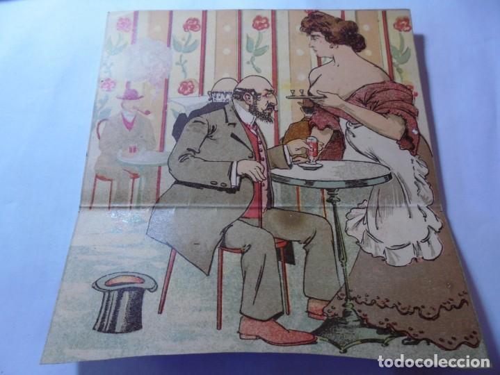 Postales: magnifica antigua postal de movimiento - Foto 2 - 252581350