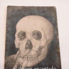 Postales: TETE DE MORT. ANTIGUA POSTAL ARCIMBOLDESCA. Lote 254753385