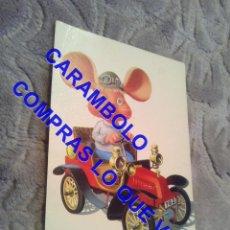 Postales: TOPO GIGGIO 1965 DIBUJO POSTAL PST5. Lote 256046680