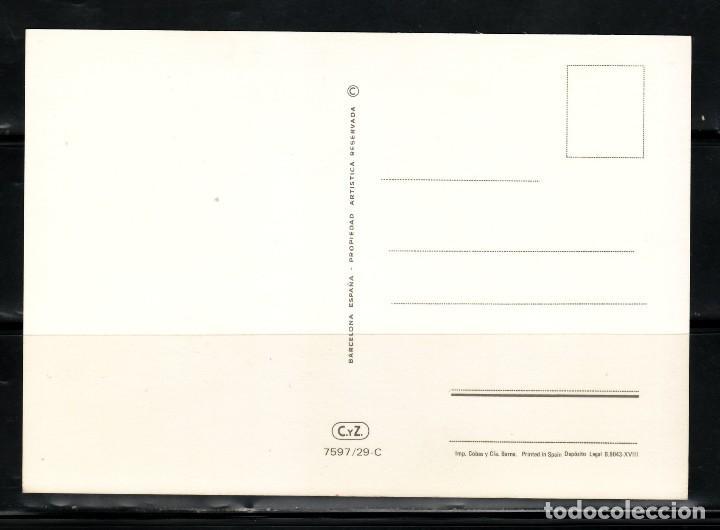 Postales: POSTAL ILUSTRADA PAREJA EN LA PLAYA. DIBUJANTE ARIAS- B - Foto 2 - 257525540