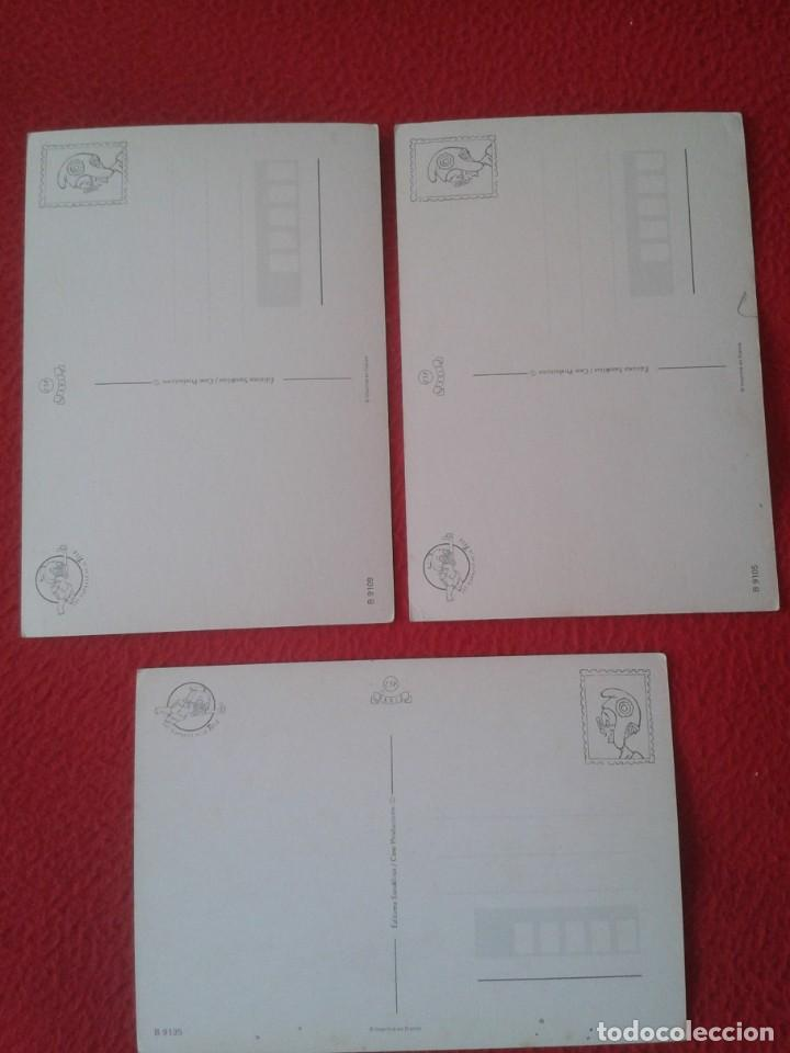 Postales: LOTE DE 3 POSTALES POST CARDS CARTES POSTALES POSTKARTES LES ENFANTS LA TELE JE T´AIME....., FRANCE - Foto 5 - 259874355