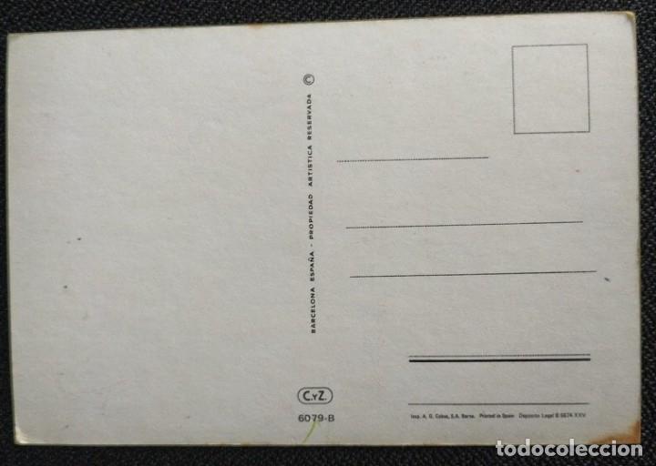 Postales: 2086K - CONSTANZA -EDICIONES CyZ SERIE 6079.B - 15X10 CM - Foto 2 - 261903270