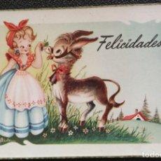 Postales: 0713S - OSCAR DANIEL (NIUBÓ) -EDICIONES CYZ SERIE 541.A- DATA 1954. Lote 261977480