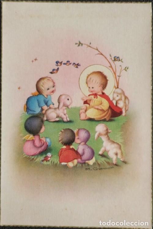 0742S - M. GRANADOS - HERMOSA Y ANTIGUA POSTAL Nº 142.2 (Postales - Dibujos y Caricaturas)