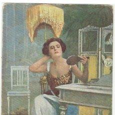Cartes Postales: POSTAL ARTISTICA DIBUJADA, ITALIA, ARTISTA FRANCESCA BERTINI, CESAR FILM,, SIN CIRCULAR. Lote 262101170