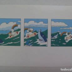 Postales: COLECCIONISMO EXPO´92 DE SEVILLA : POSTAL DE LAS AVENTURAS DE CURRO. Lote 263014865