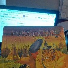 Postales: PUZLE DE POCAHONTAS EDICIONES SUSAETA. Lote 263199965