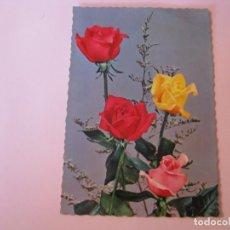 Postales: POSTAL DE FLORES. ED. C. Y Z. 6251. ESCRITA.. Lote 263269295