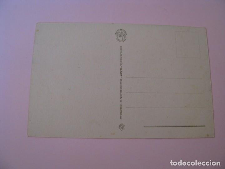 Postales: POSTAL CARICATURA DE IL. BLANCO. ESTAMPERIA RAM. SERIE 82. - Foto 2 - 263696430