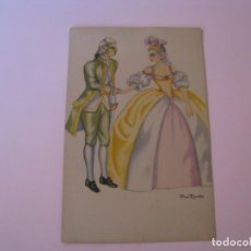 Postales: POSTAL DE IL. PILAR ARANDA. GRAFICAS LABORDE Y LABAYEN TOLOSA. REINA 64/2. ESCRITA.. Lote 263697180