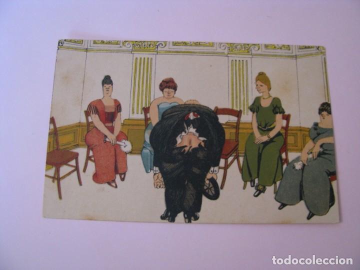 POSTAL CARICATURA DE ED. LMM. 783. (Postales - Dibujos y Caricaturas)