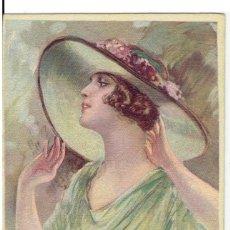 Cartes Postales: POSTAL ARTISTICA DIBUJADA, ITALIA, T.CORBELLA, DELL'ANNA GASPARINI,N.6107, SIN CIRCULAR. Lote 267397419