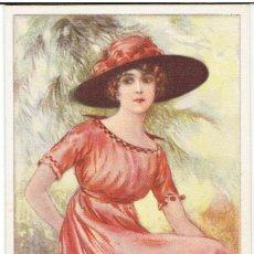 Cartes Postales: POSTAL ARTISTICA DIBUJADA, ITALIA, T.CORBELLA, STAMPA MILANO, SIN CIRCULAR. Lote 267399219