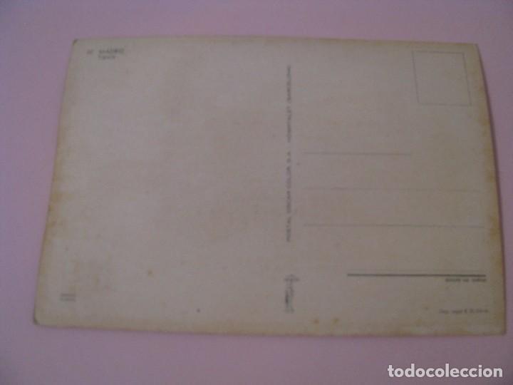 Postales: POSTAL DE MADRID. TRAJES. TIPICA. OSCAR COLOR. Nº 10. BERGAS. - Foto 2 - 269068483