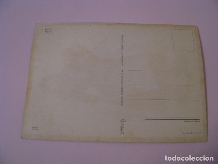 Postales: POSTAL DE IBIZA. TRAJES. TIPICA. OSCAR COLOR. Nº 6. BERGAS. - Foto 2 - 269068683