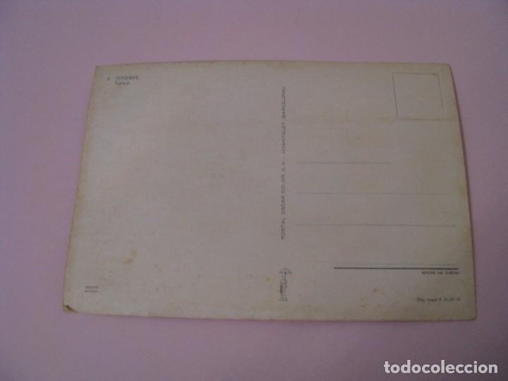 Postales: POSTAL DE SANTA CRUZ DE TENERIFE. TRAJES. TIPICA. OSCAR COLOR. Nº 9. BERGAS. - Foto 2 - 269069078