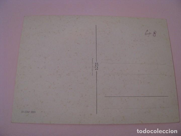 Postales: POSTAL DE ALEMANIA OESTE. FELIZ CUMPLEAÑOS. ALLES GUTE ZUM GEBURTSTAG. ED. ABP. - Foto 2 - 269079213