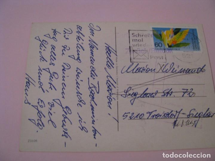 Postales: POSTAL DE IL. GRAZZIA. IMPRESO EN ALEMANIA. CIRCULADA 1983. - Foto 2 - 269081758