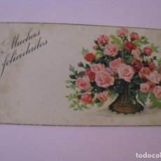 Postales: PEQUEÑA TARJETA POSTAL DE ED. IKON SERIE 30. ESCRITA. 1951.. Lote 269949903