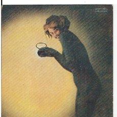 Cartes Postales: POSTAL ARTISTICA DIBUJADA, PARIS, MAUD CAMBRIOLEUSE, RAPHAEL KIRCHNER, , SIN CIRCULAR. Lote 269993103