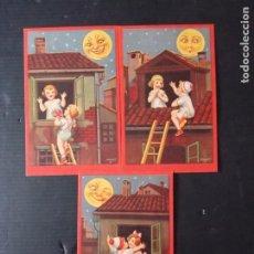 Postales: POSTALES INFANTILES.POSTALS INFANTILS.ILUSTRACIONES DE ZSOLT.. Lote 271098618