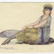 Postales: POSTAL ARTISTICA DIBUJADA, ITALIA, BOMPOUD, STAMPA MILANO, SIN CIRC.. Lote 271414003