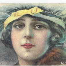 Postales: POSTAL ARTISTICA DIBUJADA, ITALIA, T.A.M. GINI, SIN CIRCULAR.. Lote 271414453